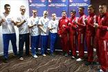 WSB. Украинские атаманы прошли процедуру взвешивания перед четвертьфиналом