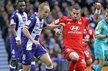 Лига 1. Лион добывает тяжелую победу в Тулузе