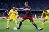 Примера. Барселона отгрузила шесть мячей Спортингу