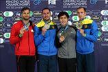 Фехтование. Никишин победитель предолимпийской недели в Рио