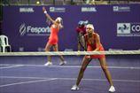 Прага (WTA). Сестры Киченок покидают турнир
