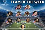 Шесть игроков Атлетико вошли в символическую сборную Лиги чемпионов по итогам недели