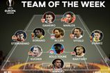 Четыре игрока Шахтера вошли в символическую сборную Лиги Европы по итогам недели