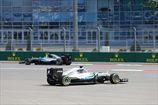 Формула-1. Гран-при России. Хэмилтон показал лучшее время во второй тренировке