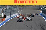 Формула-1. Гран-при России. Росберг одержал четвертую победу в сезоне