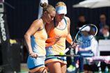 Мадрид (WTA). Тандем Бондаренко и Савчук вылетает