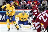 ЧМ-2016. Швеция в овертайме дожала Латвию