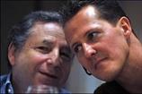 Выборы главы ФИА: Шумахер поддерживает Тодта