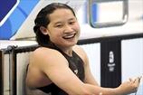 Плавание. Китаянка улучшила мировой рекорд на 1.6 секунды