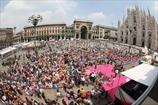 Giro d'Italia не заедет в Милан