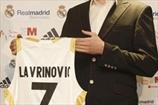 Дариуш Лавринович — MVP первого тура Евролиги