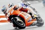Moto GP. Ники Хэйден прокомментировал вчерашнюю гонку