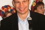 Виталий Кличко вышел на ринг в Мариуполе