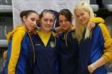 Фехтование. Украинки завоевали бронзу первенства Европы 2009