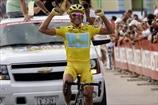 Контадор выиграл очередную гонку