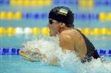 Украинские пловцы привезли из Москвы 3 медали