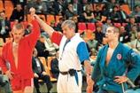 Самбо. Украинцы - с медалями Чемпионата мира