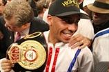 """Уорд : """"Я хочу завоевать пояса WBC, IBF и WBO"""""""