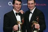 Братья Кличко получили престижную немецкую премию Bambi