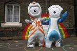 Талисманы Олимпиады в Лондоне 2012
