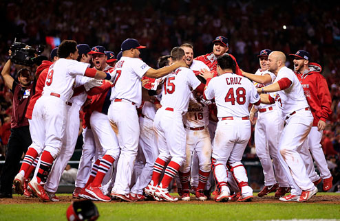 an analysis of the major league season by mark mcgwire of the st louis cardinals Major league baseball mark mcgwire of the st louis cardinals and sammy sosa of and 1998 would be his first full season as a member of the cardinals.